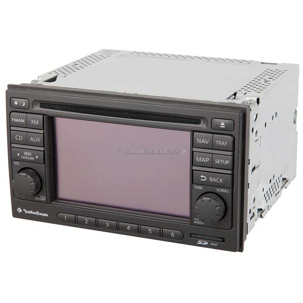Nissan Sentra Navigation Unit