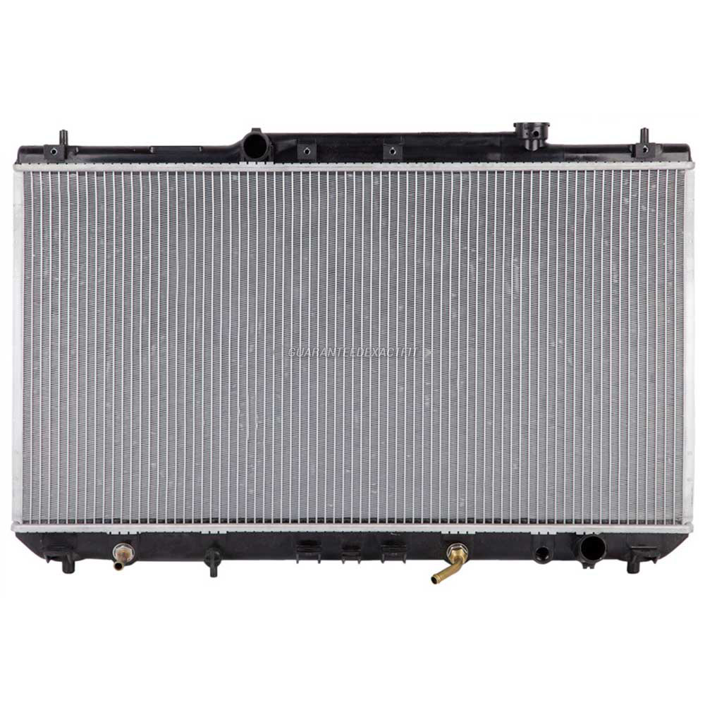 Isuzu Rodeo Radiator