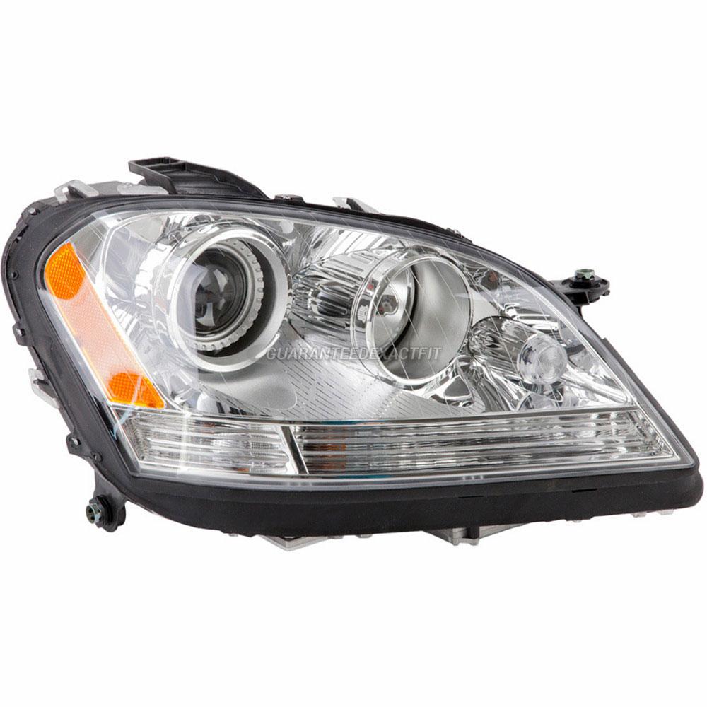 2006 mercedes benz ml500 headlight assembly pair headlight for Mercedes benz headlight assembly