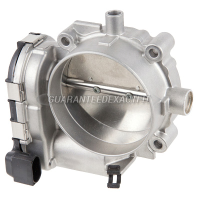 Mercedes Benz CLK550 Throttle Body