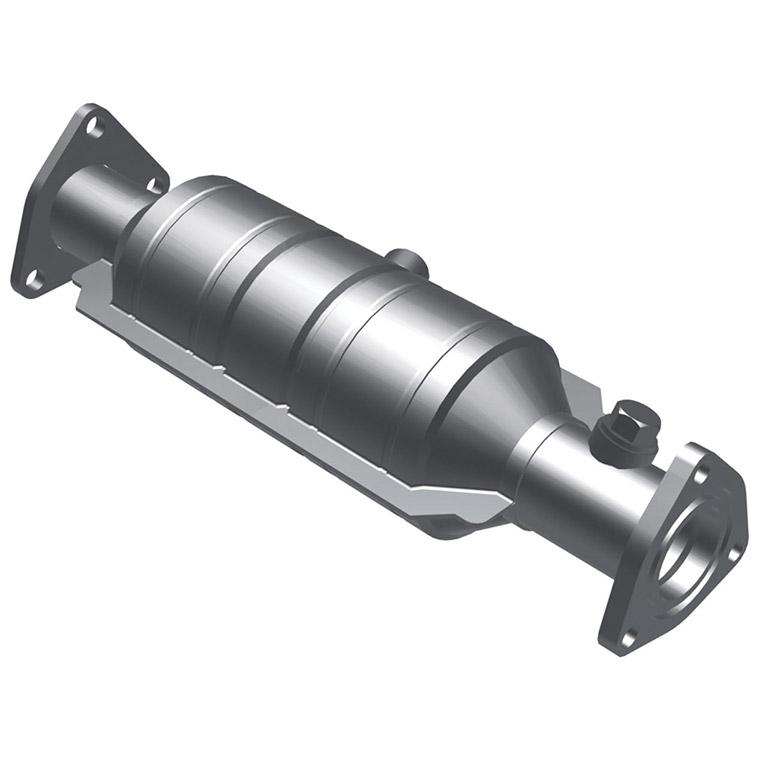 Honda Odyssey Catalytic Converter