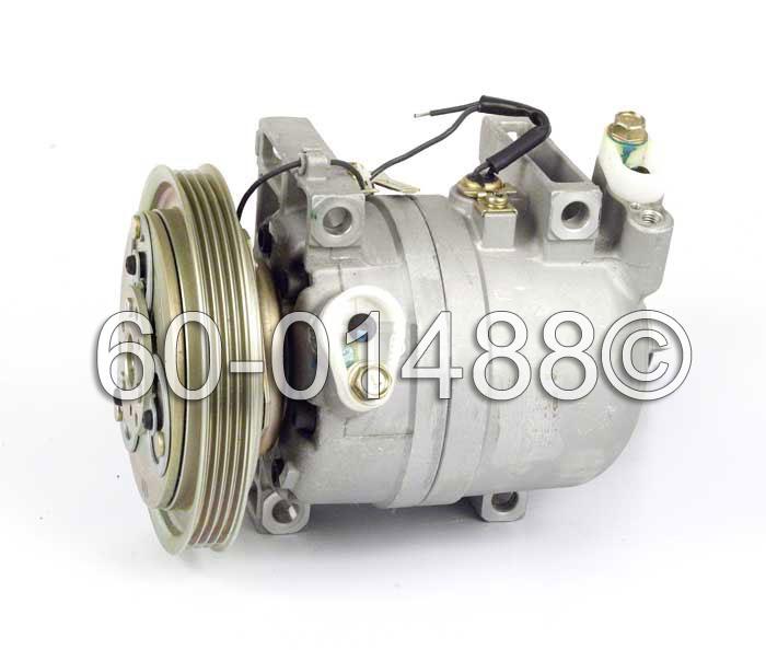 Nissan Frontier Remanufactured Compressor w Clutch