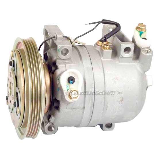Nissan Xterra Remanufactured Compressor w Clutch
