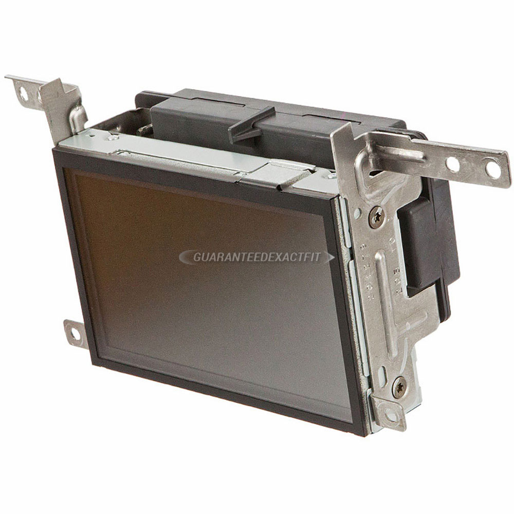 Nissan murano center module screen
