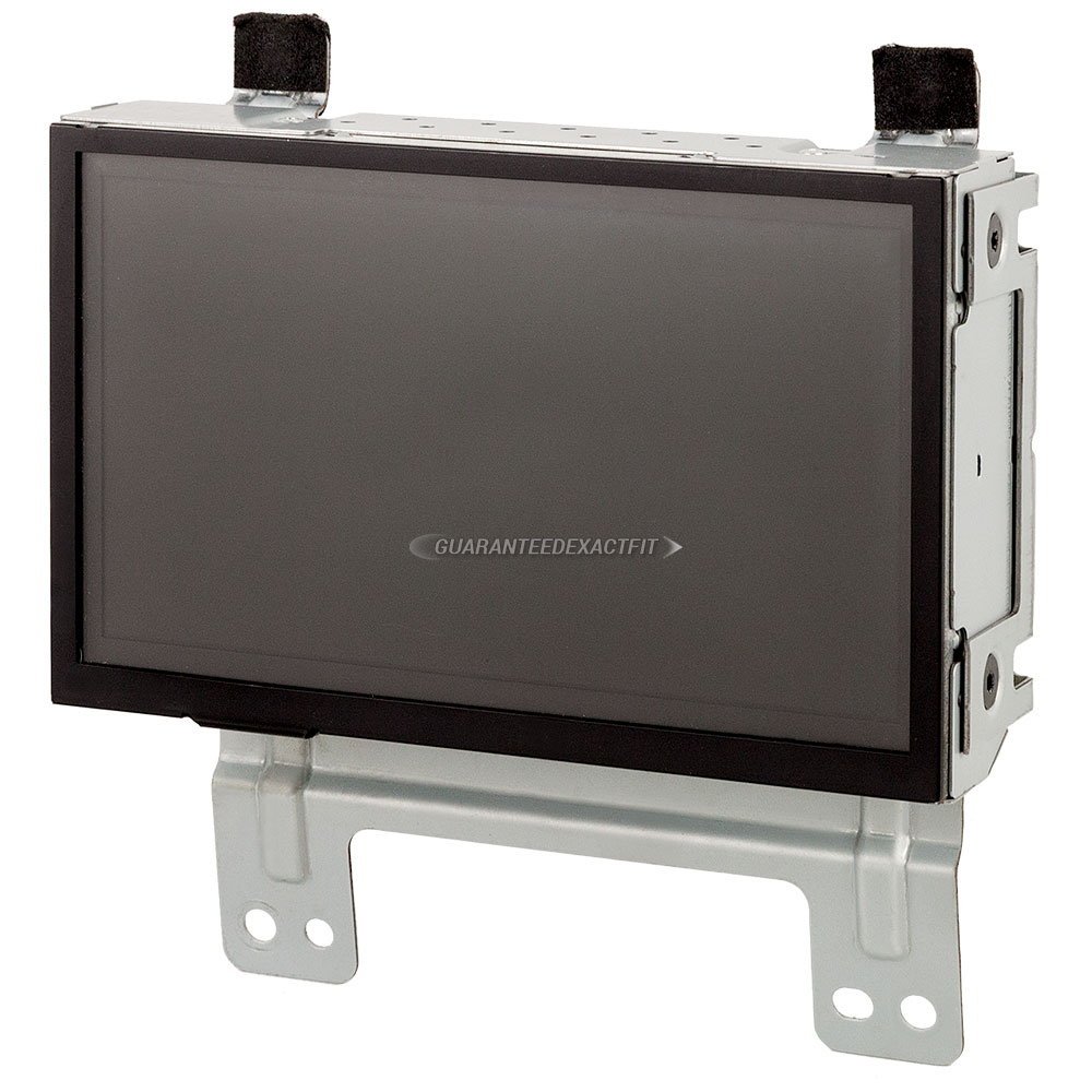 Nissan Armada Center Module Screen