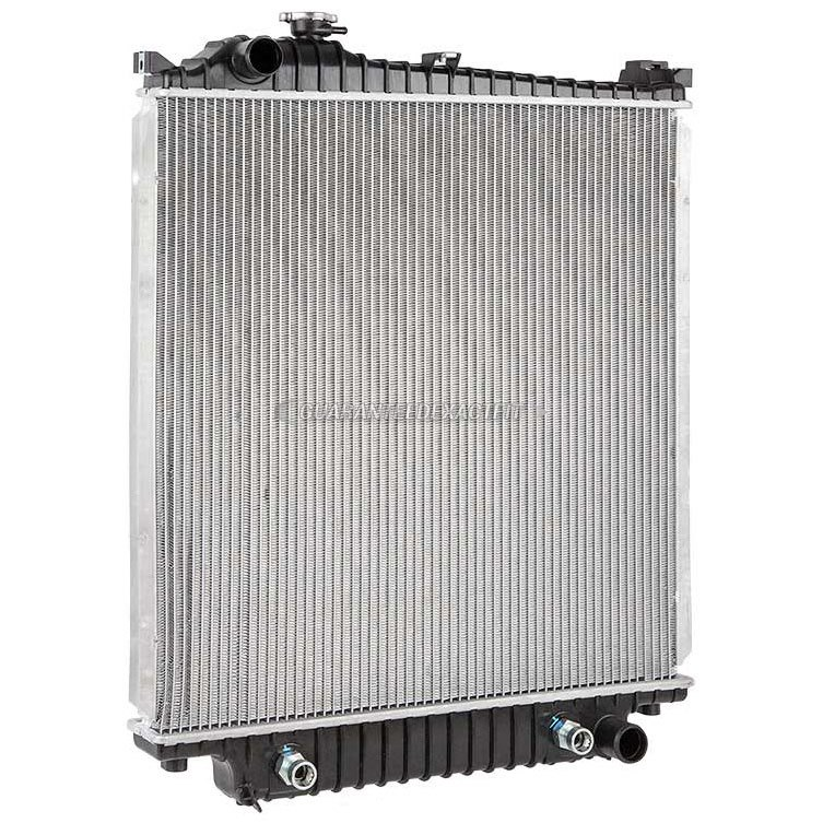 radiators for ford explorer 2006-2008 and mercury mountaineer 2006