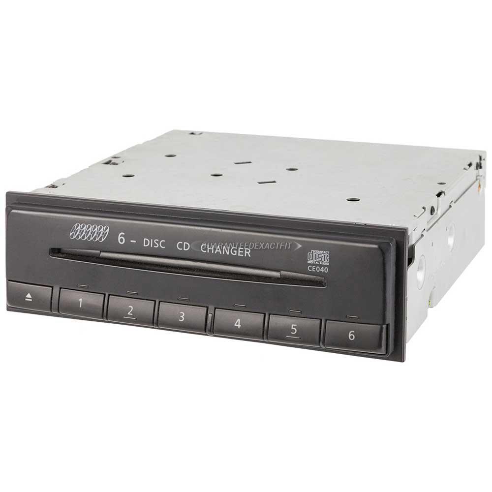 CD or DVD Changer