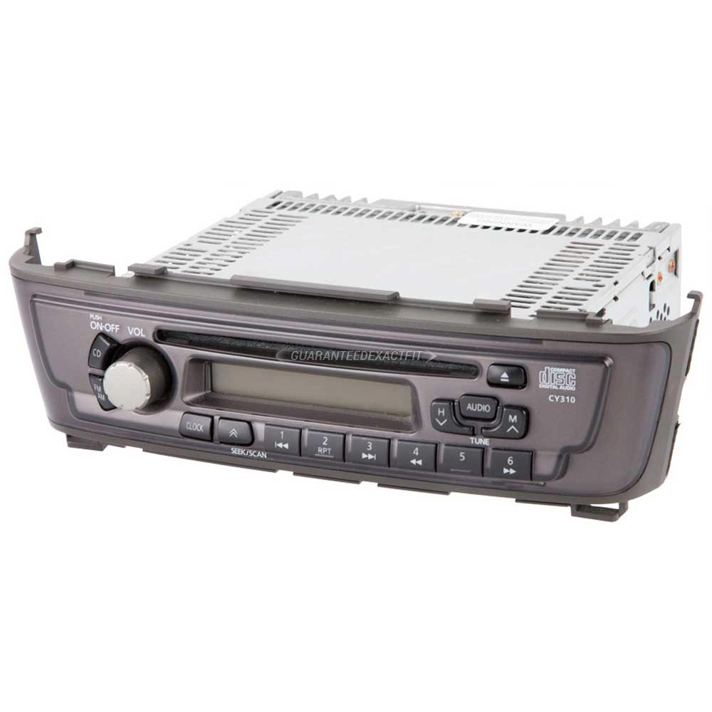 Nissan Sentra Radio or CD Player