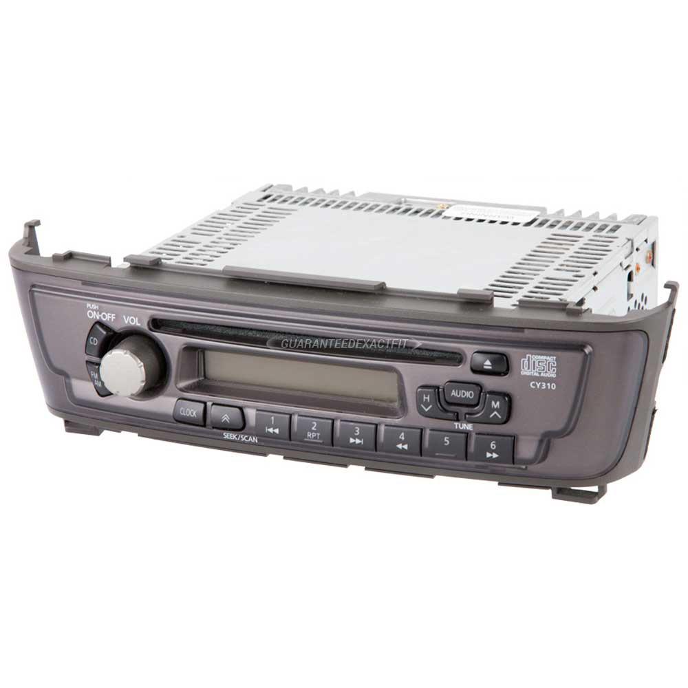 2004 Nissan Sentra Radio Or Cd Player Radio