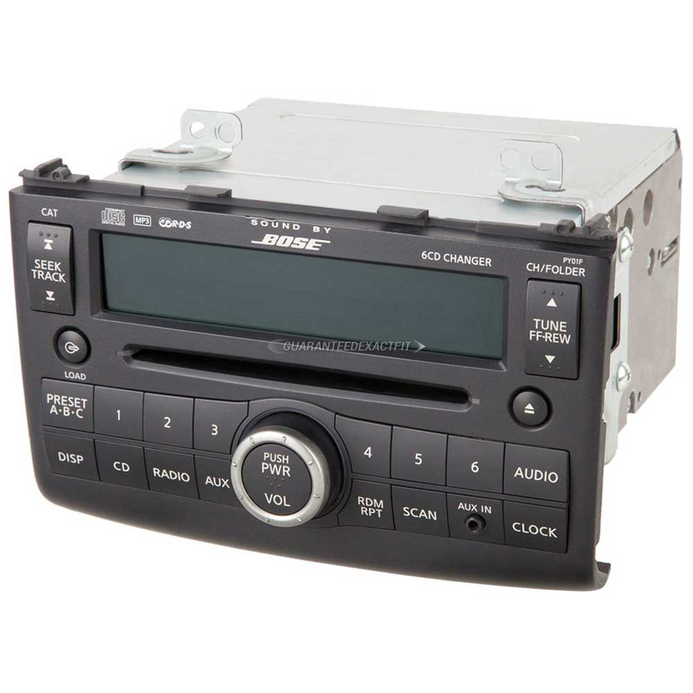 Nissan Rogue Radio or CD Player