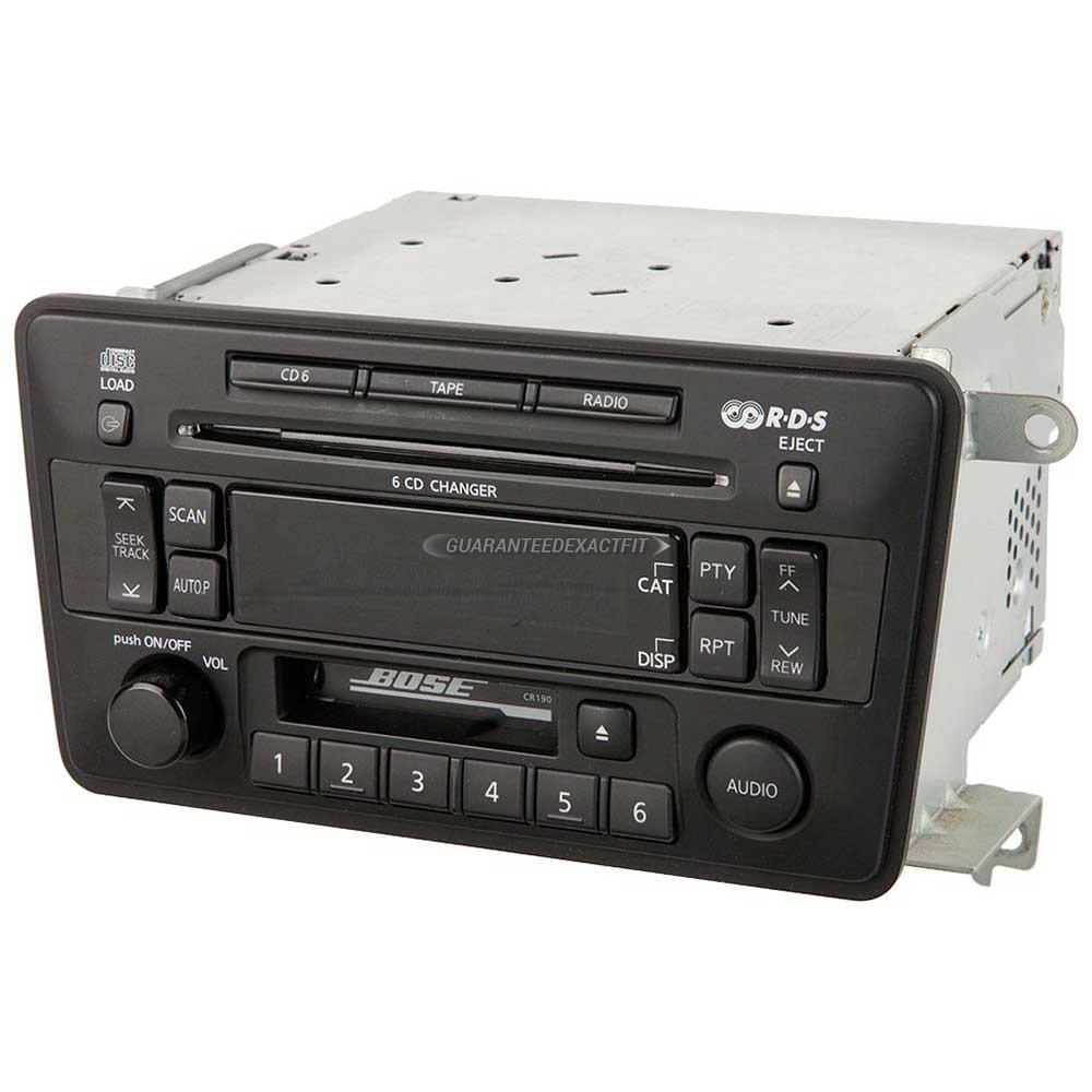Nissan Pathfinder Radio or CD Player