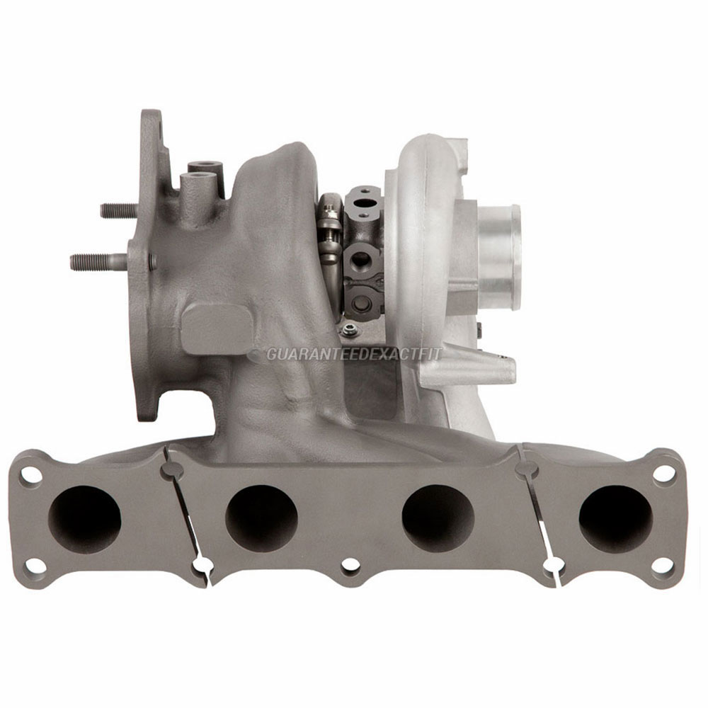 BuyAutoParts 40-30982R Turbocharger