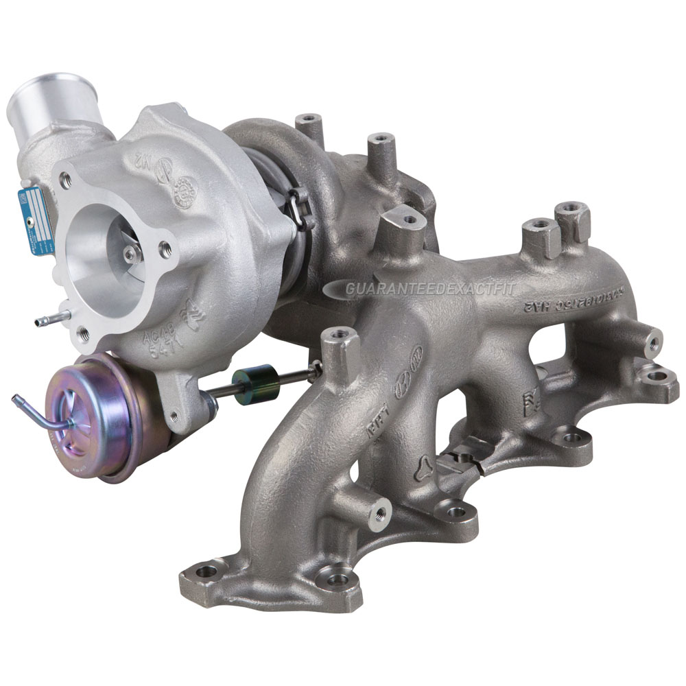 2014 Kia Forte Koup Turbocharger