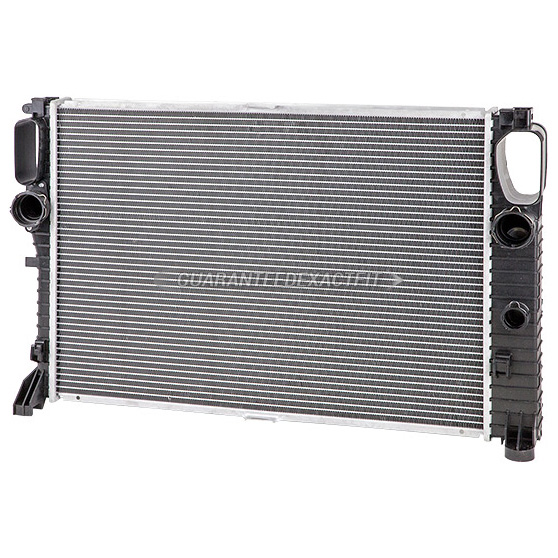 Mercedes Benz Radiator Parts, View Online Part Sale - BuyAutoParts com