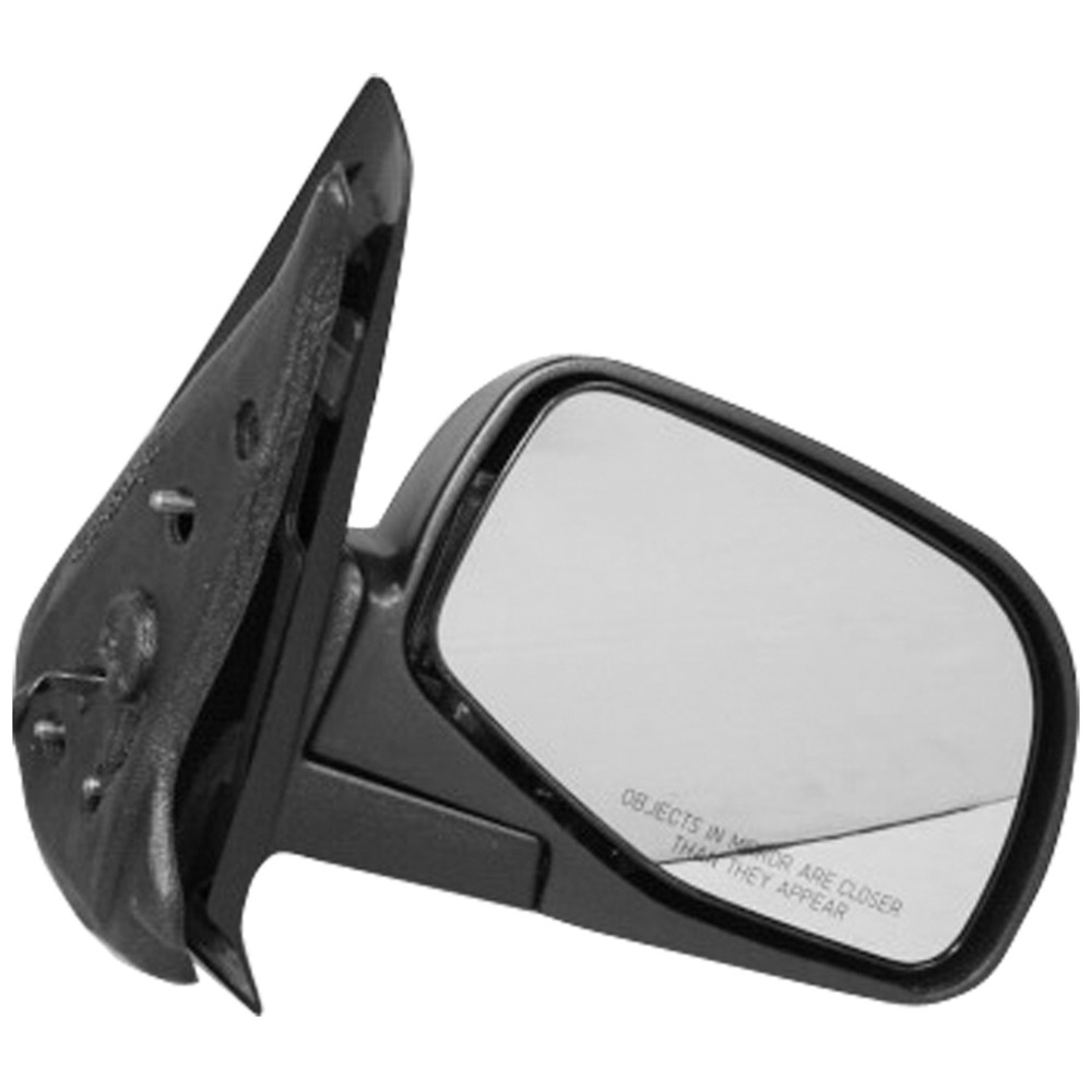 BuyAutoParts 14-11317MJ Side View Mirror