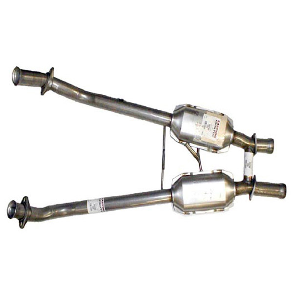 Eastern Catalytic 30299 Catalytic Converter EPA Approved