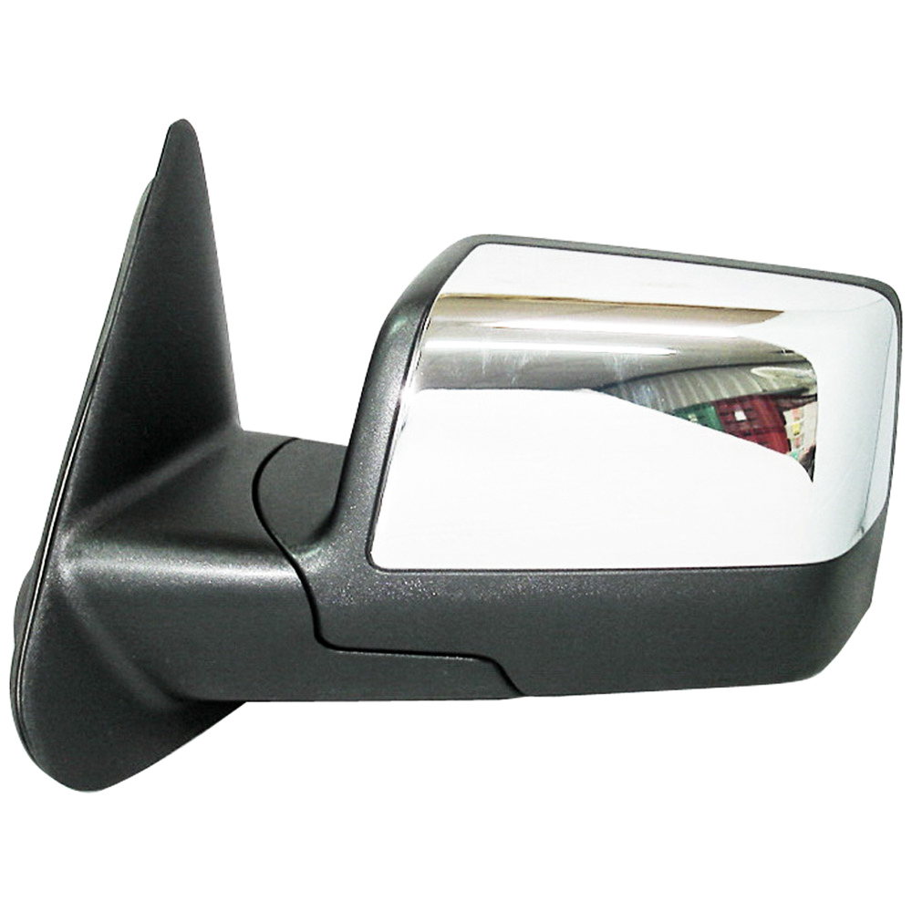 BuyAutoParts 14-11335MH Side View Mirror
