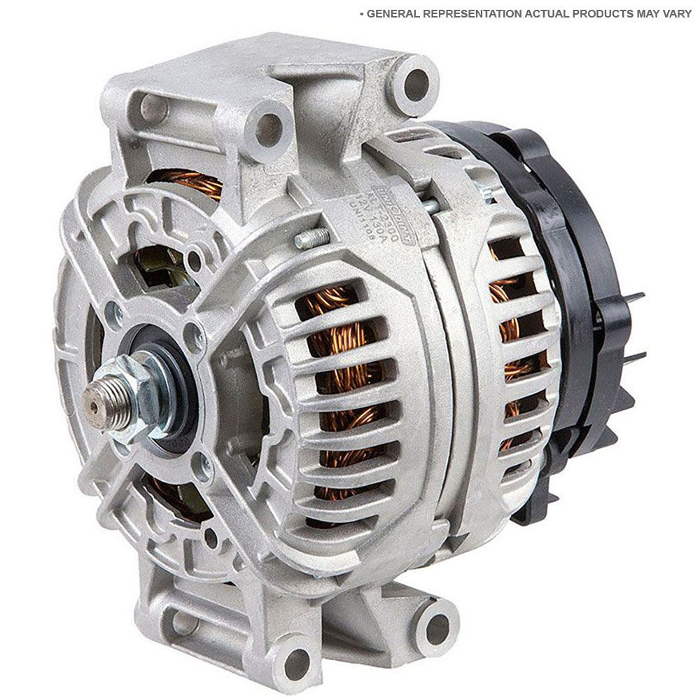 1991 Isuzu Rodeo Alternator