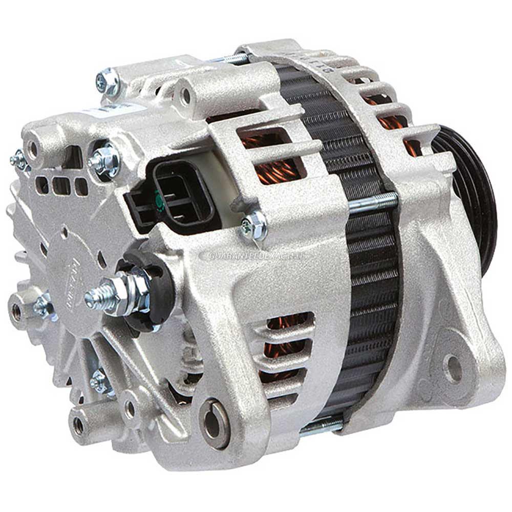 2002 Nissan Frontier: 2002 Nissan Frontier Alternator 3.3L Engine 31-01017 OR