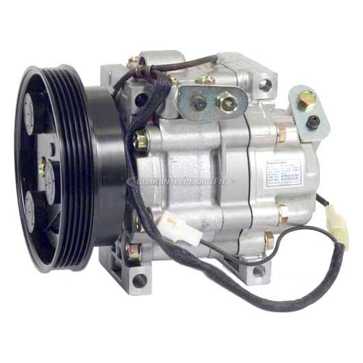 Mazda MX6 Remanufactured Compressor w Clutch