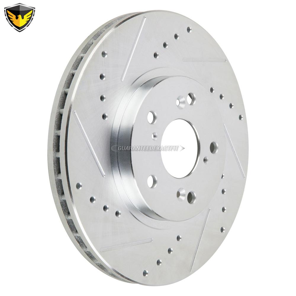 Acura  Brake Disc Rotor