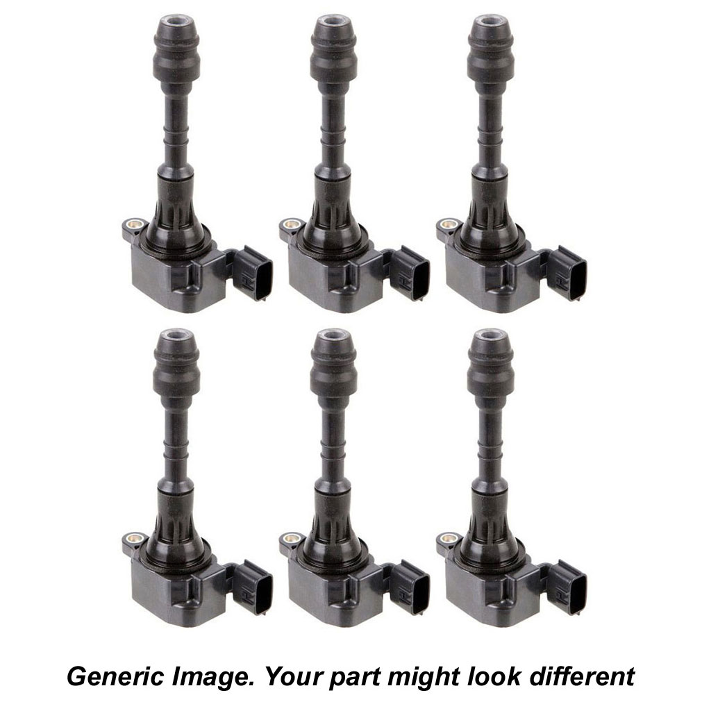 Isuzu Rodeo Ignition Coil Set - OEM & Aftermarket Replacement Parts