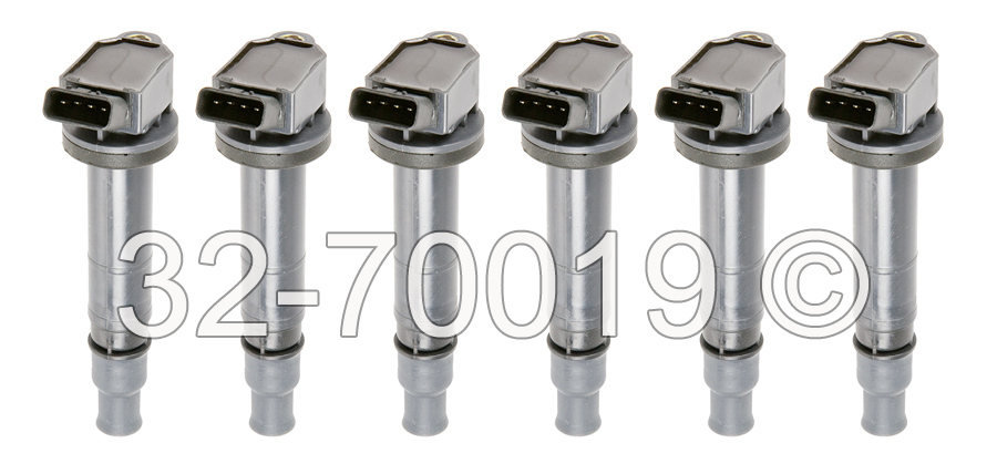 Ignition Coil Set 32-70019 F6