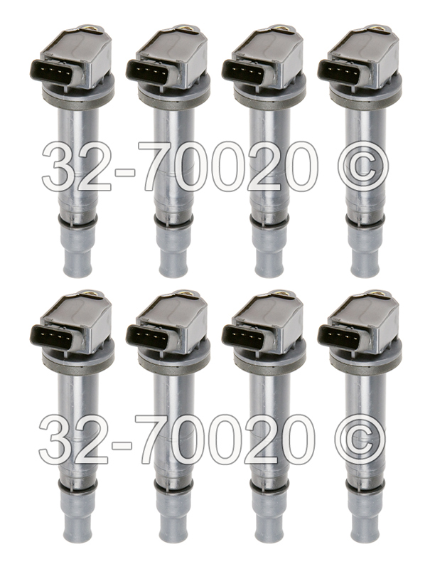 Ignition Coil Set 32-70020 F8