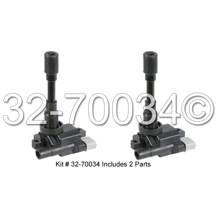 Suzuki Esteem Ignition Coil Set