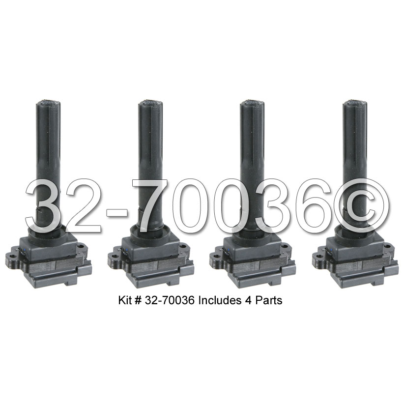 Suzuki Sidekick Ignition Coil Set