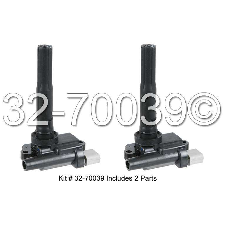 Suzuki Vitara Ignition Coil Set