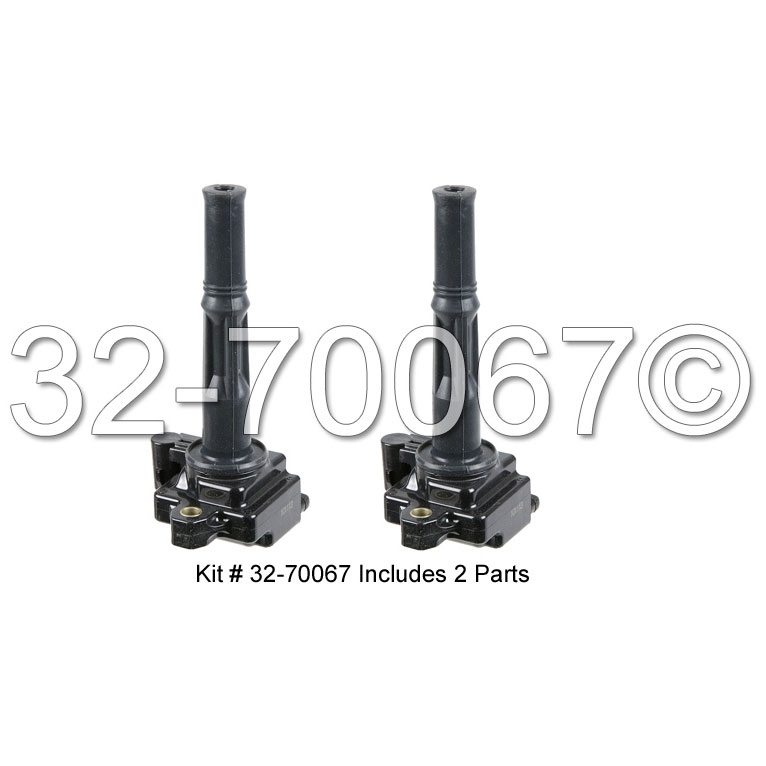 Toyota Paseo Ignition Coil Set