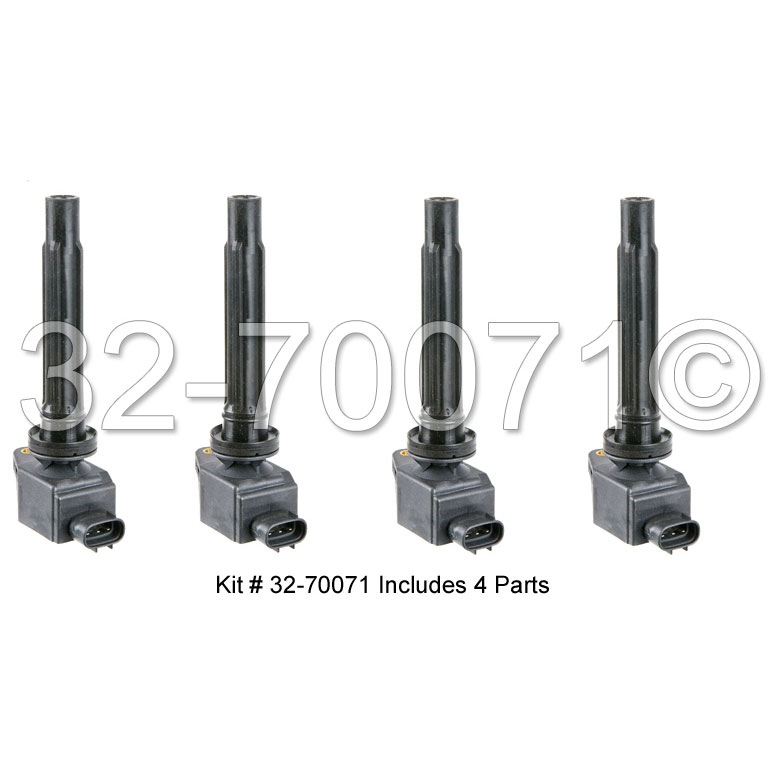 Suzuki SX4 Ignition Coil Set