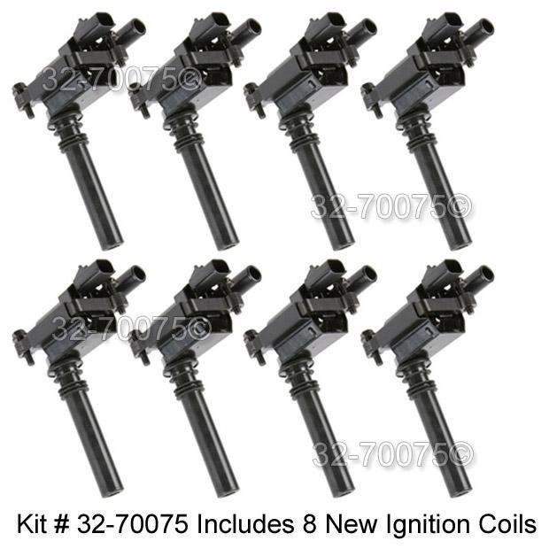 ignition coil set  spark coil
