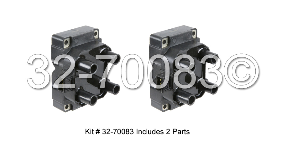 Land Rover Discovery Ignition Coil Set
