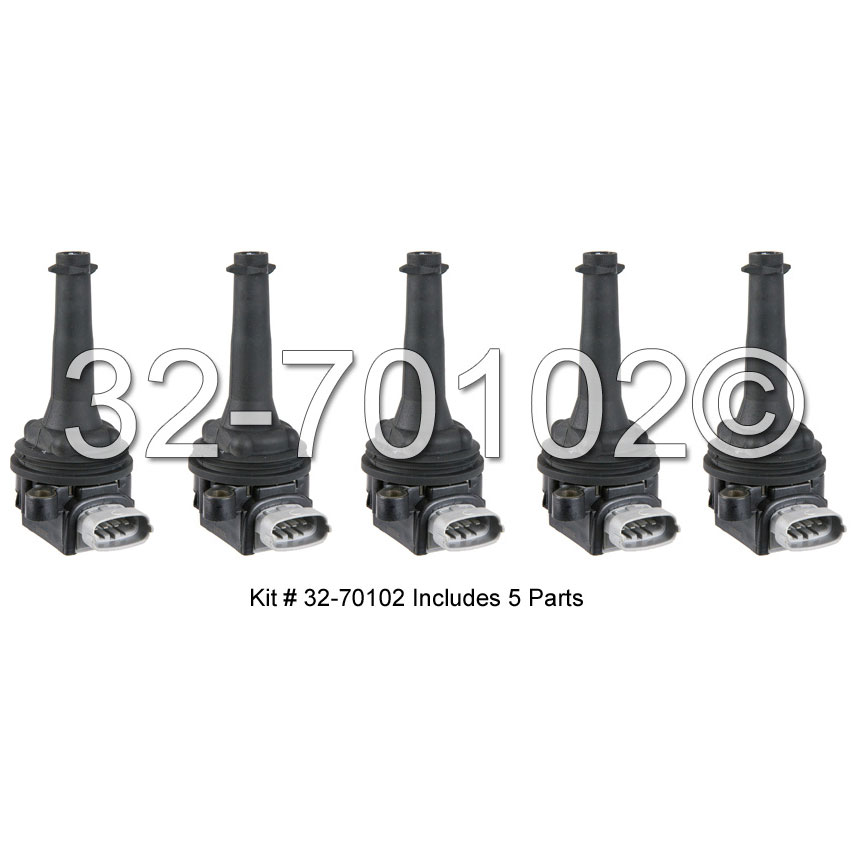 Volvo S40 Ignition Coil Set