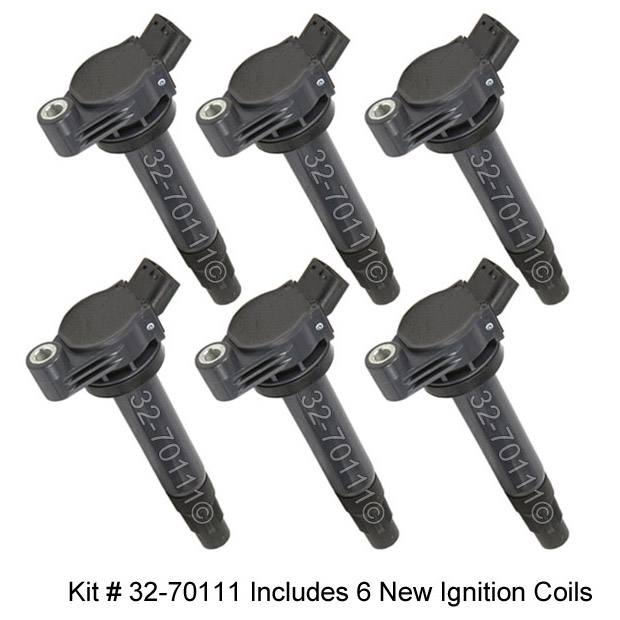 Ignition Coil Set 32-70111 F6
