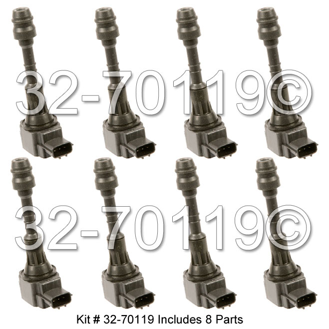 Infiniti M45 Ignition Coil Set
