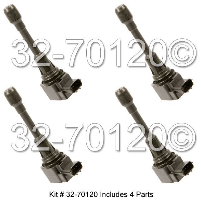 Nissan Frontier Ignition Coil Set
