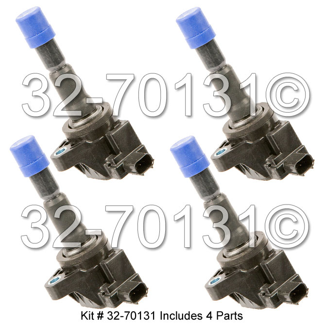 Honda CR-Z Ignition Coil Set
