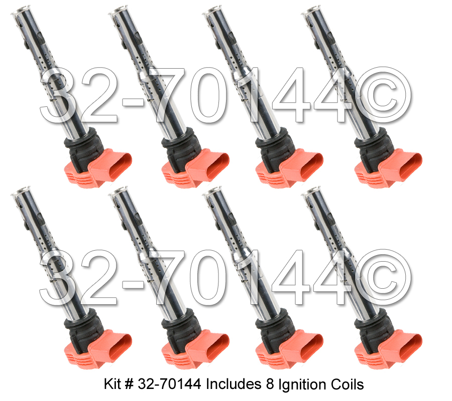 Audi A8 Ignition Coil Set