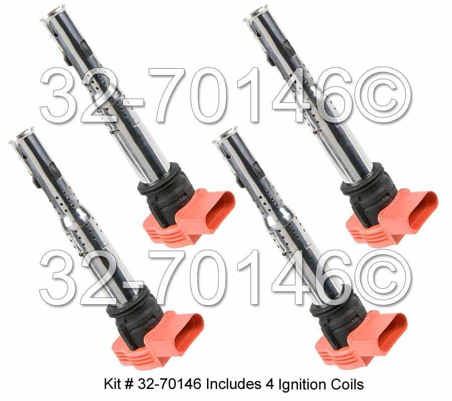 Audi Q5 Ignition Coil Set