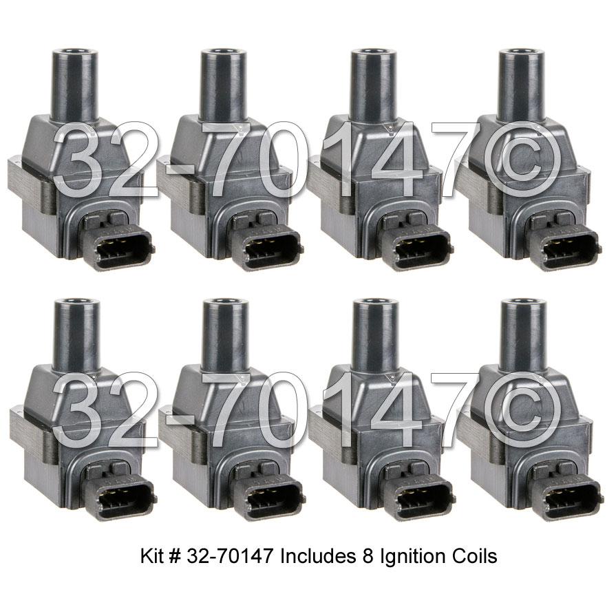 Mercedes_Benz CL500 Ignition Coil Set