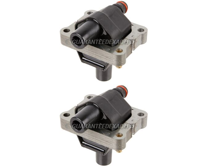 Mercedes Benz 300TE Ignition Coil Set