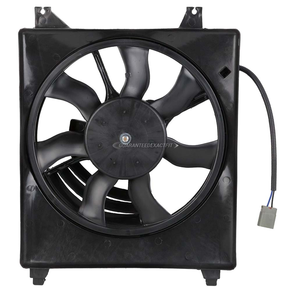 Kia Sedona Cooling Fan Assembly