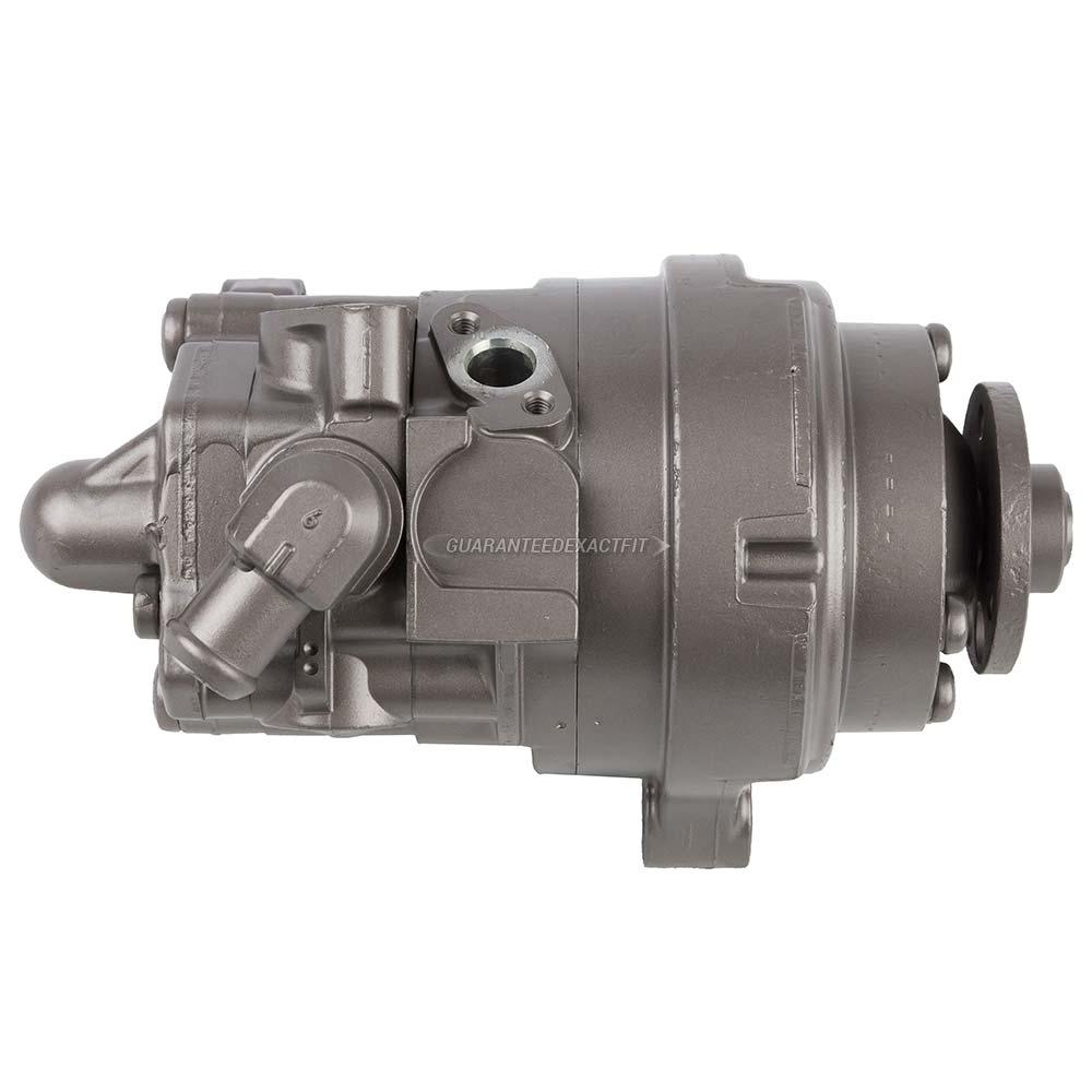 2012 BMW X5 Power Steering Pump 4.4L Engine