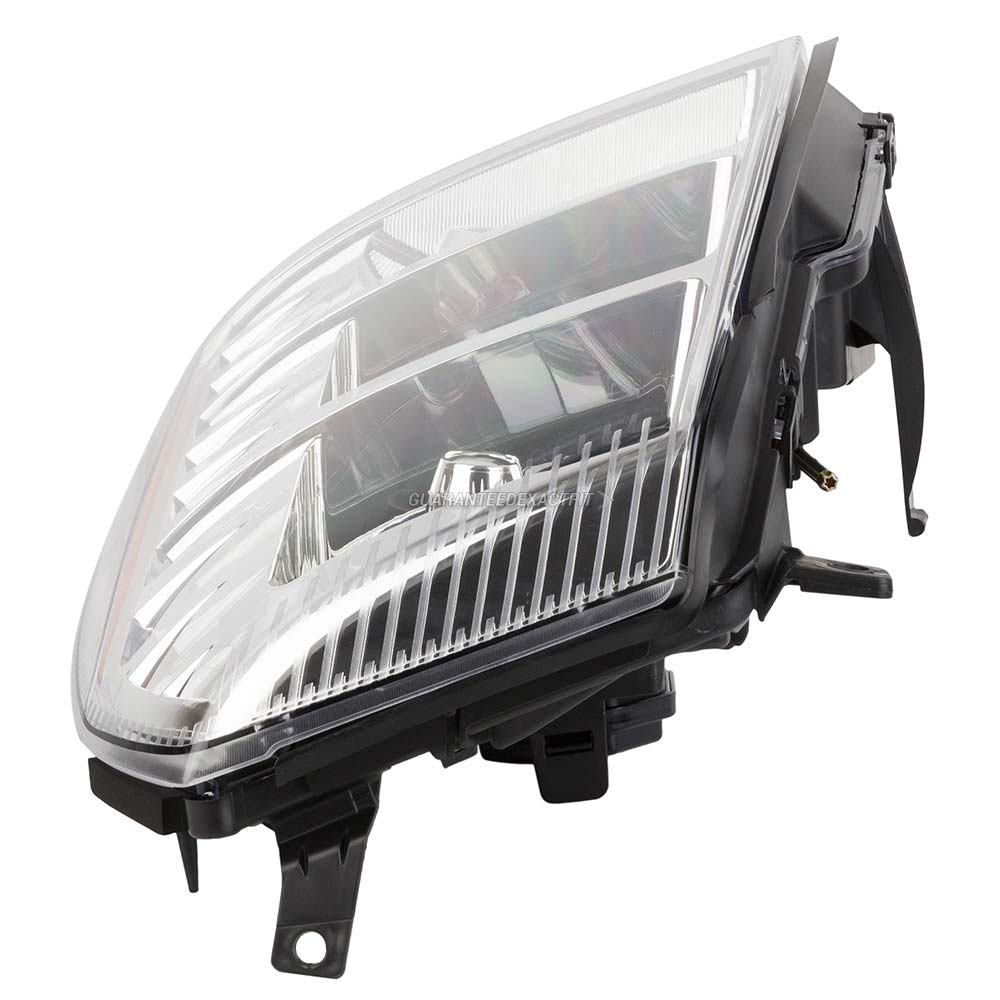 2008 Cadillac Escalade Headlight Assembly Left Driver Side