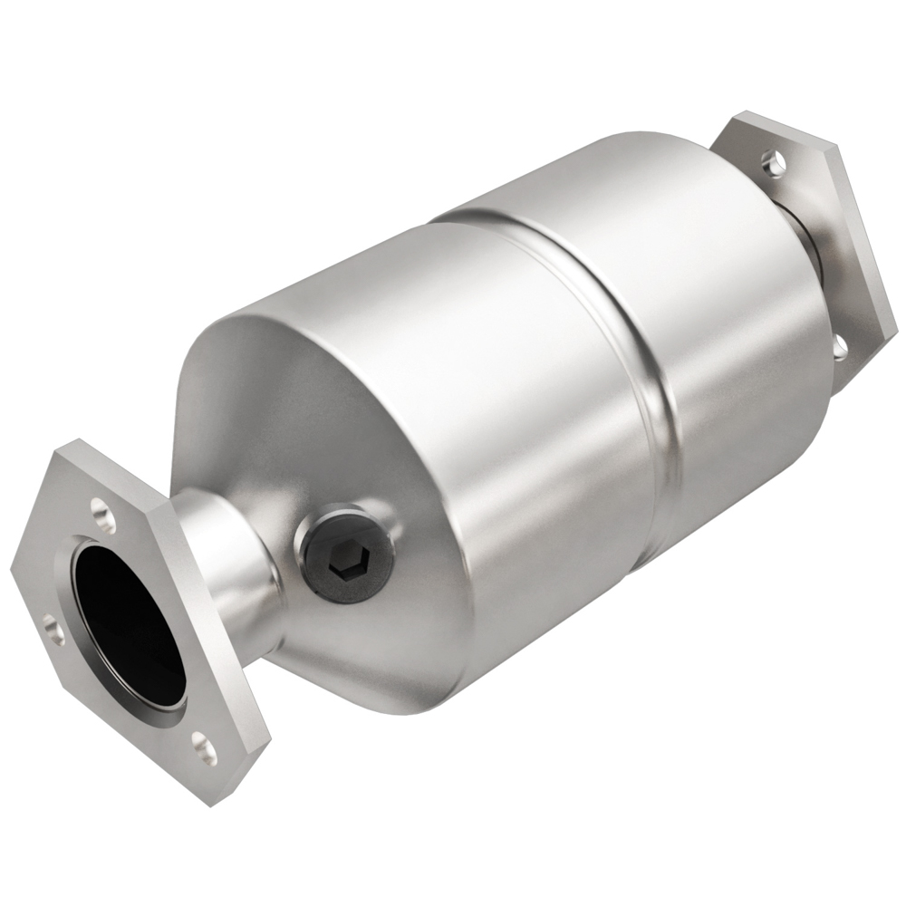 Audi 5000 Catalytic Converter CARB Approved