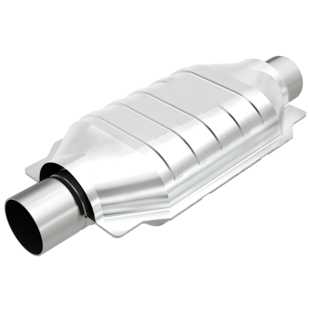 For Chevy G10 G30 P30 /& R10 Suburban Magnaflow Weld-In CARB Catalytic Converter