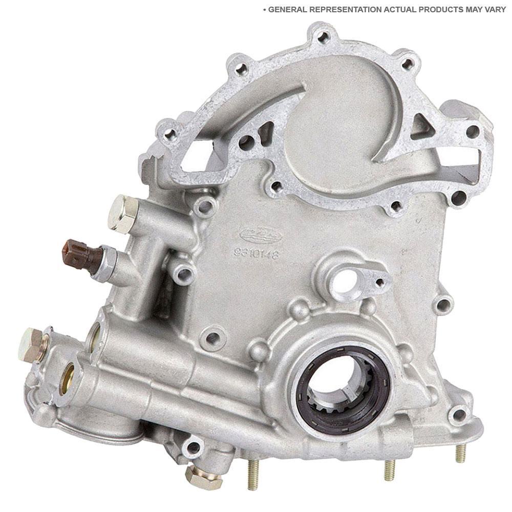 2006 BMW X5 Oil Pump 3.0L Engine 34-40034 ON